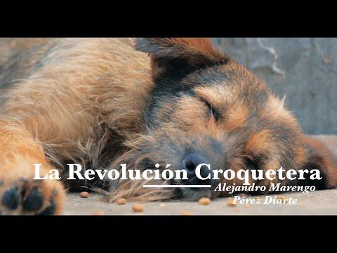 LA REVOLUCIÓN CROQUETERA | de Alejandro Marengo Pérez Duarte