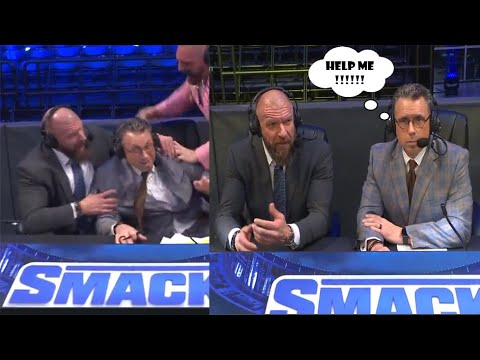 Best Of Triple H And Michael Cole | WWE SmackDown [PC] 03/13/20
