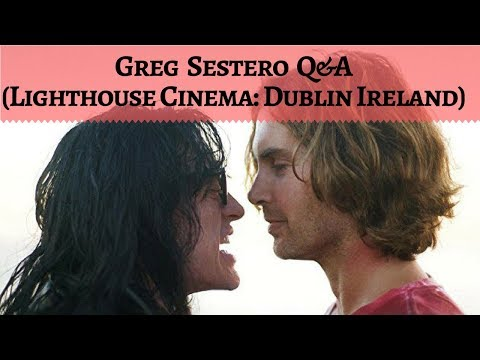 Greg Sestero Q&A for Best F(r)iends - Lighthouse Cinema (Dublin Ireland)