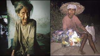 Hà Nội: Thương xót cảnh mẹ 88 tuổi mù lòa nuôi con đ/i/ê/n d/ạ/i