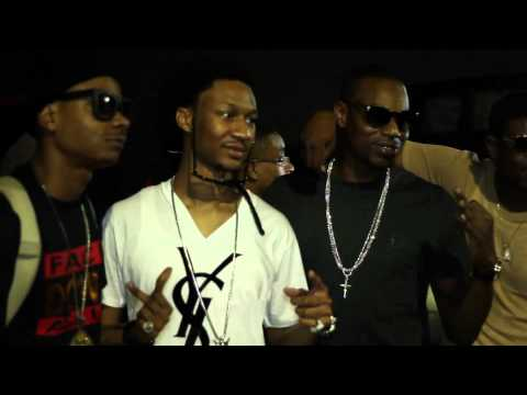 Dred Skeezy, DaRealHoodLuva & Cea$e Dinero @ Rick Ross #GFID Album Release Party [User Submitted]