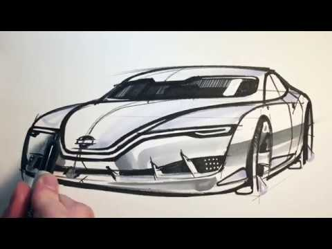 Drawing Cars is Hard—Here's a Way to Make it Slightly