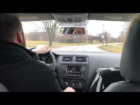 2017 VW Jetta SE - Test Drive Around Naperville
