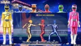 Các bài hát nhạc phim Super Sentai từ Gekiranger đến Ressha Sentai ToQger