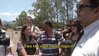 CQC - Proteste Já - Mariana, Minas Gerais (completo HD)