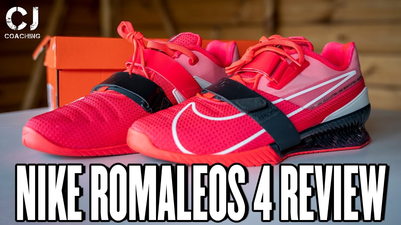 NEW Nike Romaleos 4 | Unboxing \u0026 Review