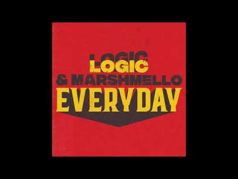 Marshmello & Logic  EVERYDAY  1 Hour