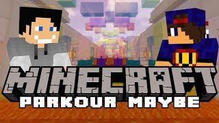 A dzwoneczki dzwonią Minecraft Parkour? Maybe? Rotating Square Parkour #1 w/ Undecided