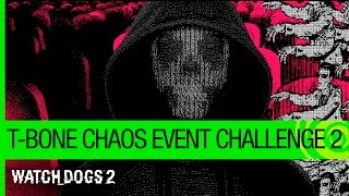 Watch Dogs 2: T-Bone Chaos Event – Challenge 2