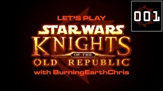 Lets Play | Star Wars: KOTOR #001 - A Rude Awakening