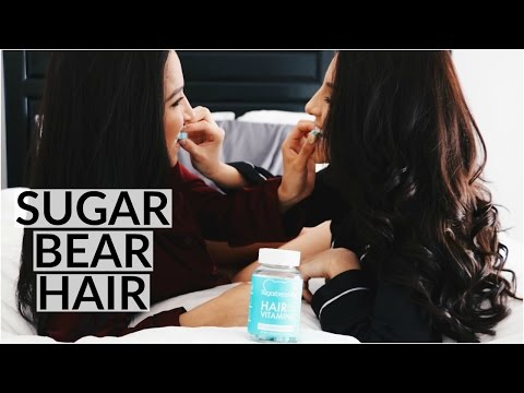 Sugar Bear Hair Vitamins Review : Part 2