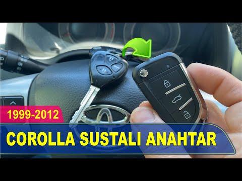 Toyota Corolla Anahtar Yapımı | Yedek Kopyalama - Oto Anahtarcı İstanbul