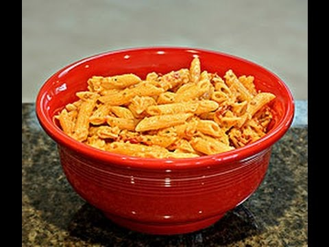 Chef Becky's Sun-dried Tomato Penne Pasta Salad