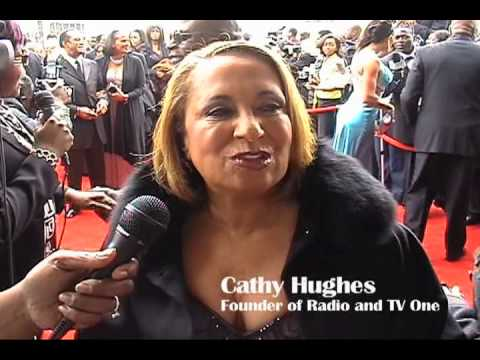 2009 Trumpet Awards Red Carpet