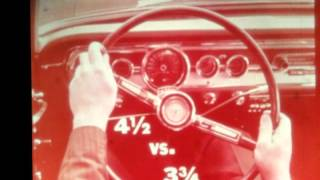 1965 Mercury Comet Features and Benefits Filmstrip.mpg