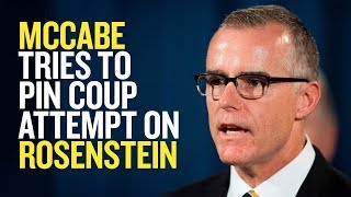 McCabe Tries to Play Bystander, Pin It All on Rosenstein