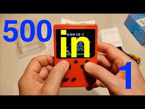 Console portatile 500