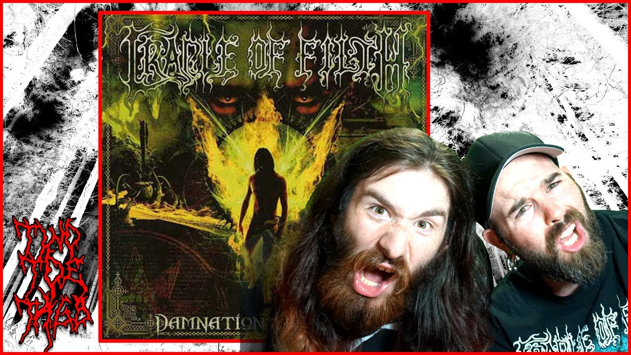 Cradle of Filth - Damnation and a Day - ALBUM REVIEW - YouTube
