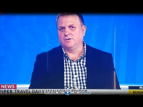 Latest Travel Daily segment on Sky News Business