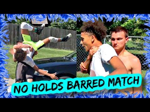 FULL MATCH: Ross Thomas vs. Andru Garrett in a No Holds Barred Match KCCW Dead Lock
