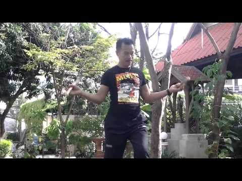 Krabi Krabong Thai Double Sword Lotus Shape - Kru Praeng