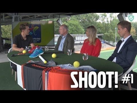 SHOOT! #1: Kim Lammers en Rob Reckers trappen af