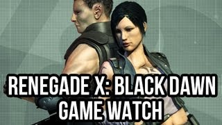 Renegade X: Black Dawn (Free PC FPS Game): FreePCGamers Game Watch