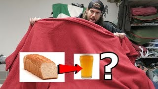How To Drink A Loaf Of Bread | L.A. BEAST