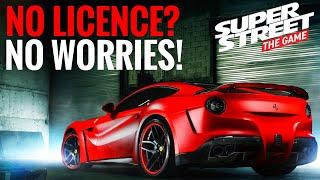 Super Street The Game    NO LICENSED CARS? NO PROBLEM!