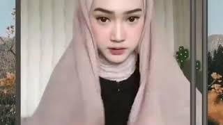 Gambar cover Tutorial hijab pashmina ala selebgram (sinta sri antan )