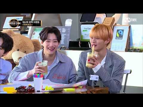 [ENGSUB/CC] Wanna One Comeback Show   Idea competition! (feat. Pro-stealer)