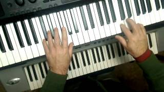 Ejercicio 73 Beyer. Estudio piano. Principiantes,