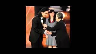 第37回日本アカデミー賞の授賞式が7日、都内で行われ、俳優の松田龍平...