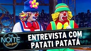 The Noite (14/10/16) - Entrevista com Patati Patatá