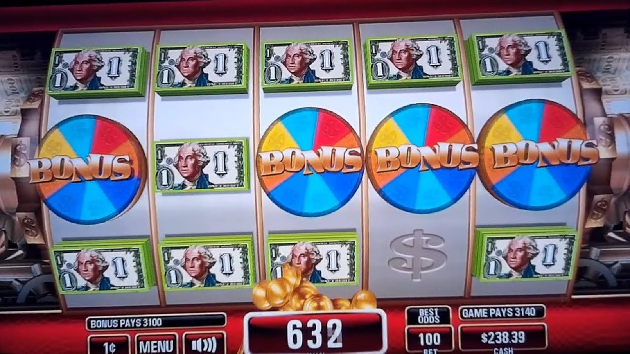 Crazy Money II Slot Machine
