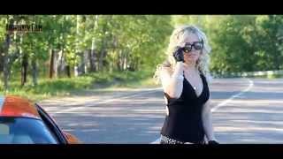 Девушка и красный Понтиак. Клип для Фестиваля Автозвука и Тюнинга в г. Краснозаводск