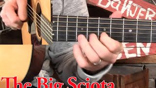Video Big Sciota Guitar Lesson! download MP3, 3GP, MP4, WEBM, AVI, FLV Agustus 2018