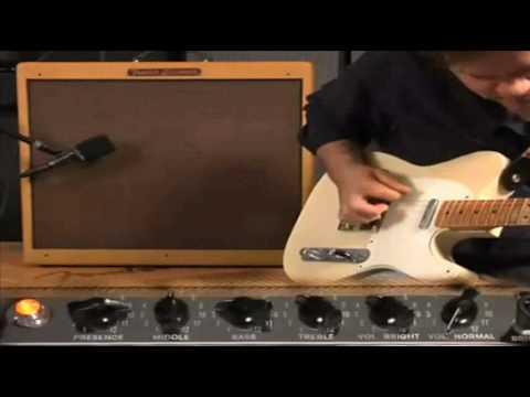 fender 39 59 bassman guitar amplifier demo clip 5 youtube. Black Bedroom Furniture Sets. Home Design Ideas