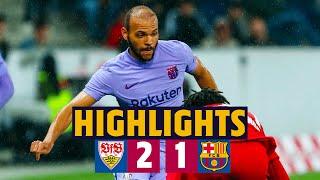 HIGHLIGHTS | FC Red Bull Salzburg 2-1 Barça