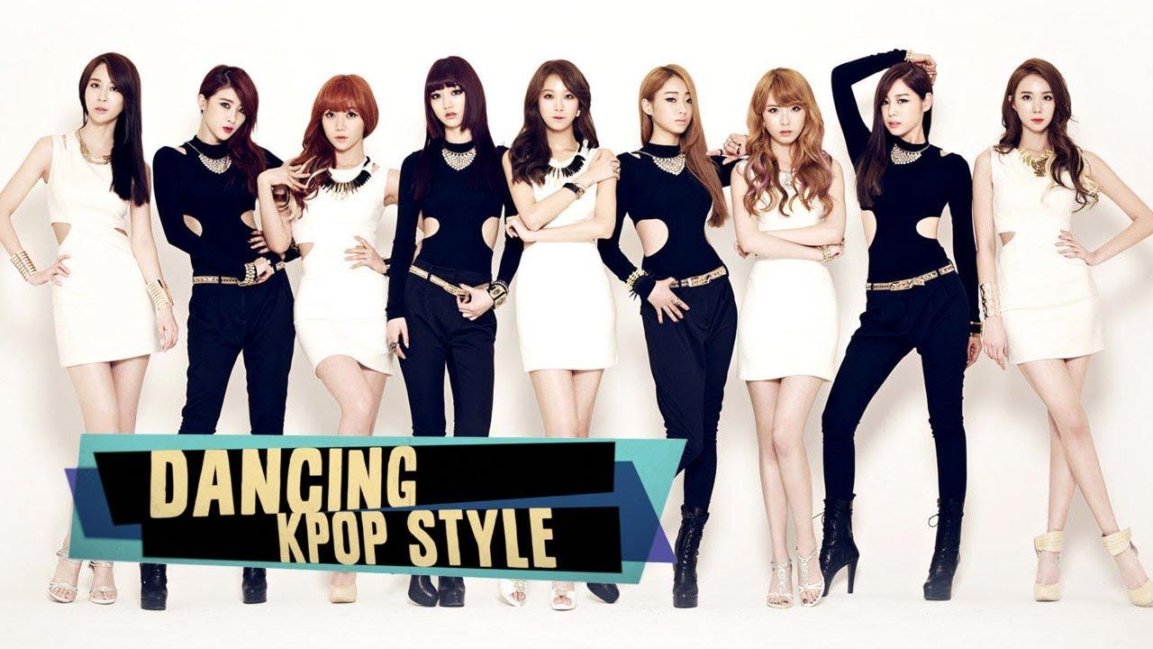 "Nine Muses 나인뮤지스 ""Dolls"" - Kpop Dance Tutorial & Review"