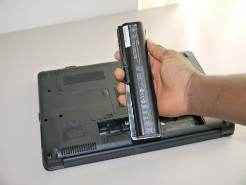 how to check your laptop battery life
