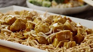 Chicken Recipes - How To Make Orange Chicken Stir Fry