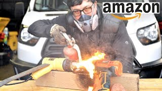 TESTING The Cheapest Tools On AMAZON