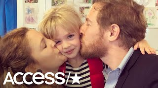 Drew Barrymore & Ex-Husband Will Kopelman Get 'Cheeky' At Daughter Frankie's Graduation!