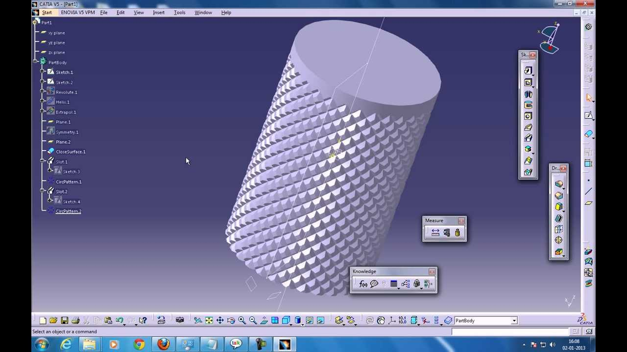 Catia V5 Powerful Tricks 146 Machining Operations Gsd