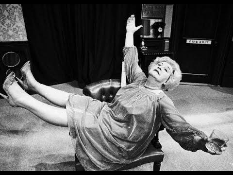Mollie Sugden in ITV's CLUEDO