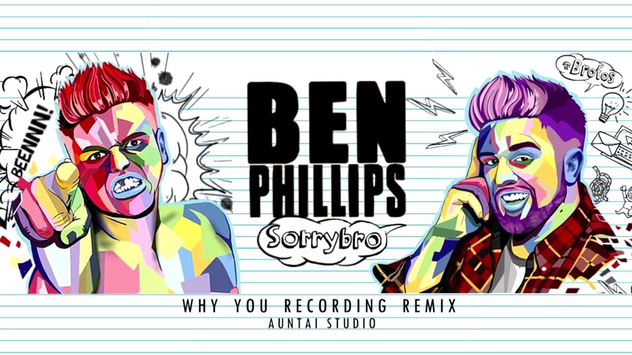 Why You Recording Remix 2017 Elliot Giles  Ben Phillips -6356