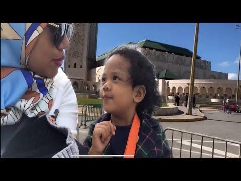 VLOG 3 (Morocco & Spain Trip) : Arguing with Car Rental Company, Corniche & Hassan II Mosque