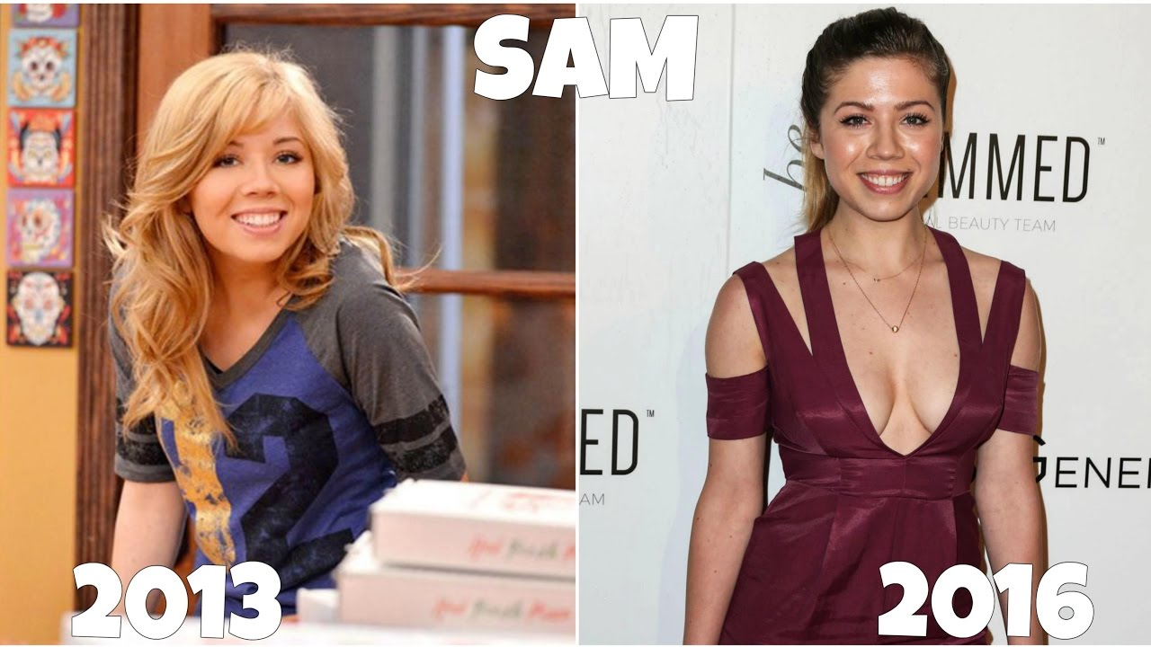 Sam And Cat Before And After  Antes Y Despues