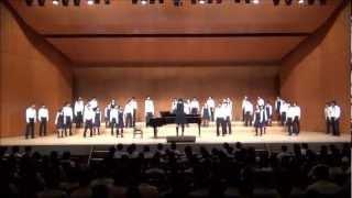 2011年 浜松北高校合唱大会 優勝 35HR